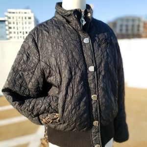 Baby Phat quilted jacket XL